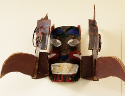 Middle Schoolers Construct Meaningful Masks