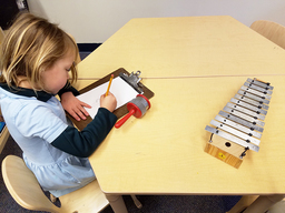 Kindergartners as Composers
