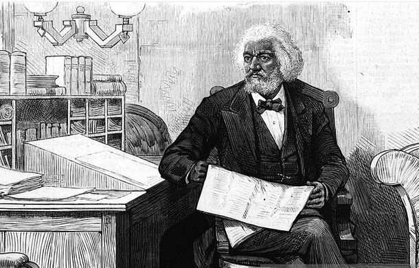 The Life of Frederick Douglass Captures Seventh Graders' Attention