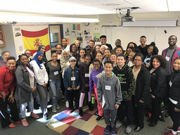Middle Schoolers Lead the Way at Diversity Retreat