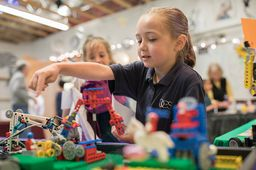 LEGO Program Builds Skills, Knowledge, and Confidence