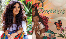 Author and Illustrator Yuyi Morales Brings Her Colorful World to Lower School