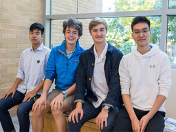 Meet Our Upper School 2018 National Merit Semifinalists