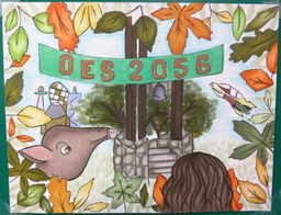 Middle Schoolers Capture Aardvark Spirit With Locker Art Contest