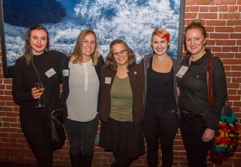 RSVP Now - Alumni Holiday Social in December