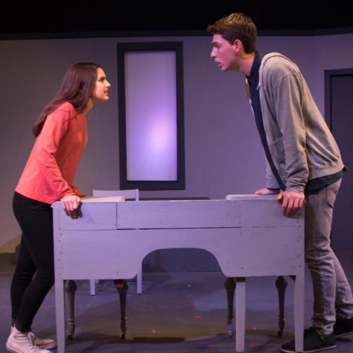 May 9-12: One-Act Plays